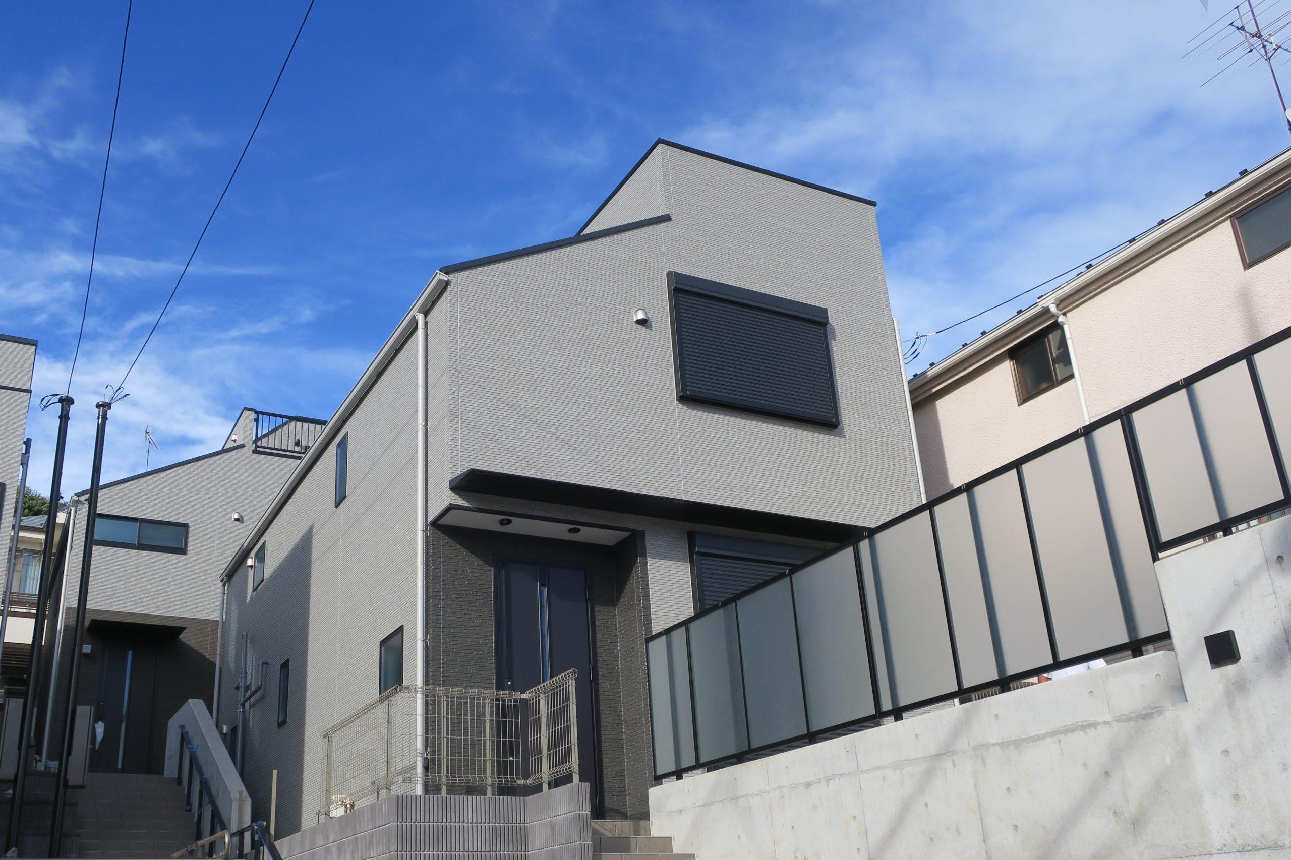 新築建売住宅例①