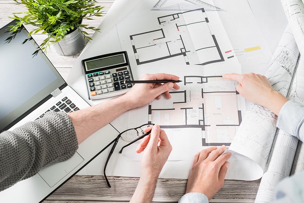 新築住宅 設計・施工例①